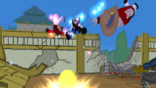 Xiaolin Showdown Screenshot 3