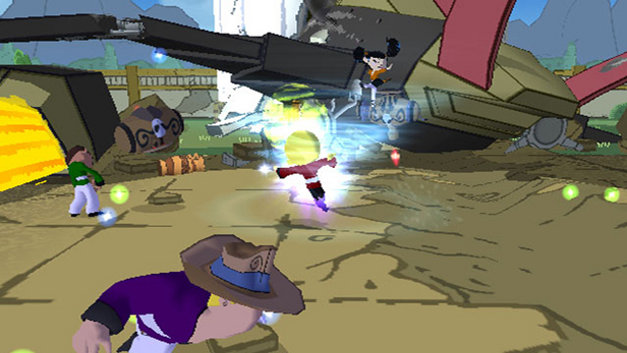 Xiaolin Showdown Screenshot 4