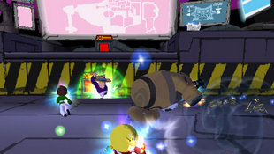 Xiaolin Showdown Screenshot 6