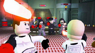 LEGO® Star Wars II: The Original Trilogy Screenshot 2
