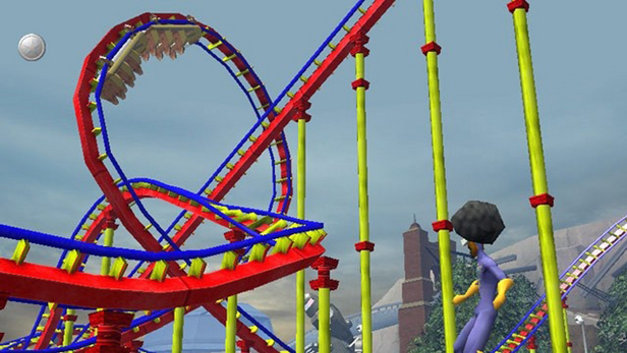 Thrillville Screenshot 1