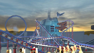 Thrillville Screenshot 2