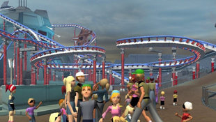 Thrillville Screenshot 3
