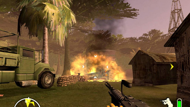 Delta Force Black Hawk Down: Team Sabre Screenshot 1