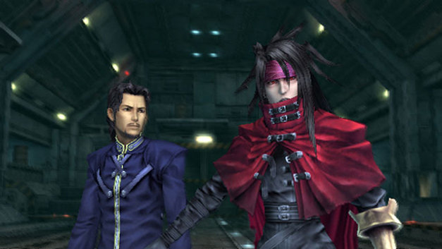 DIRGE of CERBERUS™: FINAL FANTASY® VII Screenshot 1