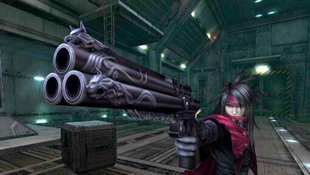 DIRGE of CERBERUS™: FINAL FANTASY® VII Screenshot 5