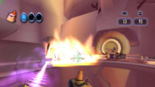 Disney's Chicken Little: Ace in Action Screenshot 5