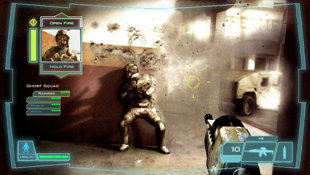 Tom Clancy's Ghost Recon: Advanced Warfighter™ Screenshot 5