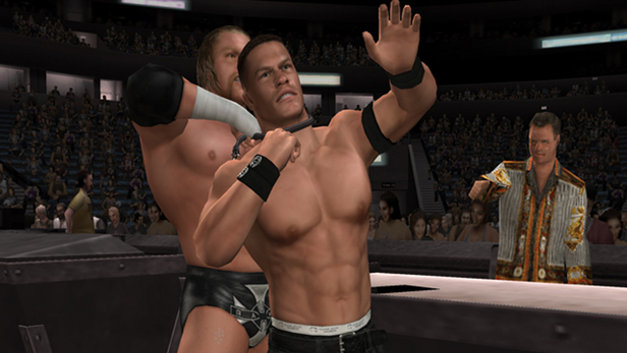 WWE SmackDown vs. Raw 2007 Screenshot 1