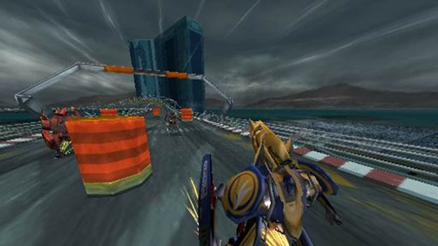 IGPX: Immortal Grand Prix Screenshot 7