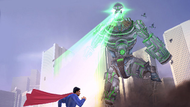 Superman Returns™: The Videogame Screenshot 1