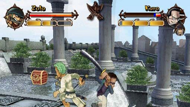 One Piece Grand Adventure Screenshot 1