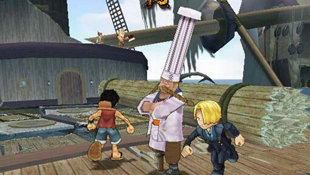 One Piece Grand Adventure Screenshot 3
