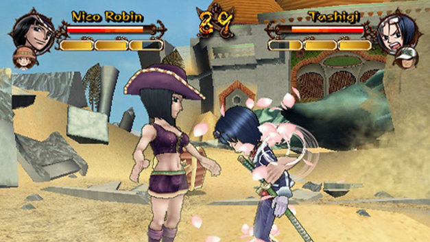 One Piece Grand Adventure Screenshot 4
