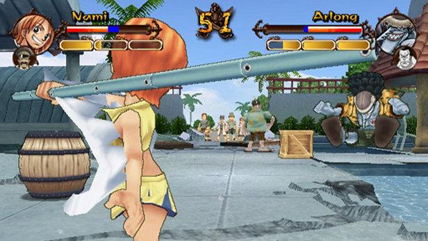 One Piece Grand Adventure Screenshot 5
