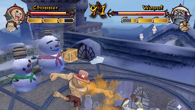 One Piece Grand Adventure Screenshot 7