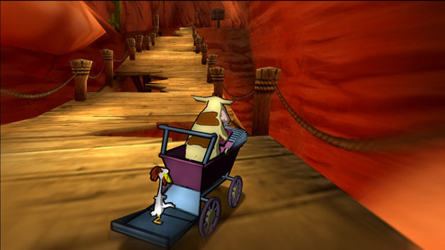 Cartoon Network Racing Screenshot 1