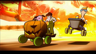 Cartoon Network Racing Screenshot 2