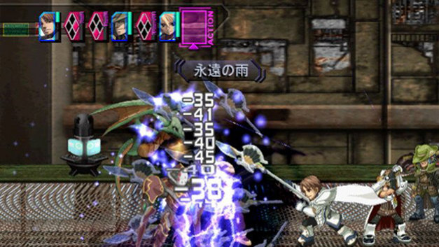 Ar tonelico: Melody of Elemia Screenshot 4