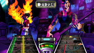 Guitar Hero® II Screenshot 3