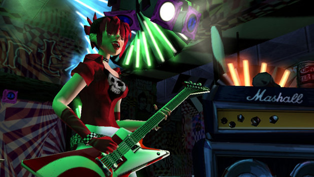 Guitar Hero® II Screenshot 4