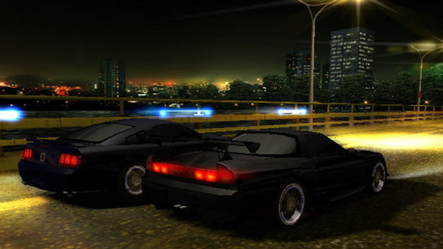 The Fast and the Furious: Tokyo Drift Screenshot 1