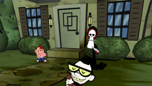 The Grim Adventures of Billy & Mandy Screenshot 2