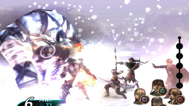 Valkyrie Profile 2: Silmeria Screenshot 4