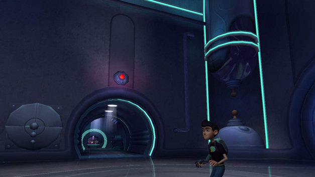 Disney's Meet the Robinsons Screenshot 7