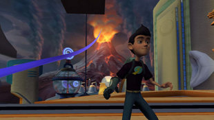 Disney's Meet the Robinsons Screenshot 9