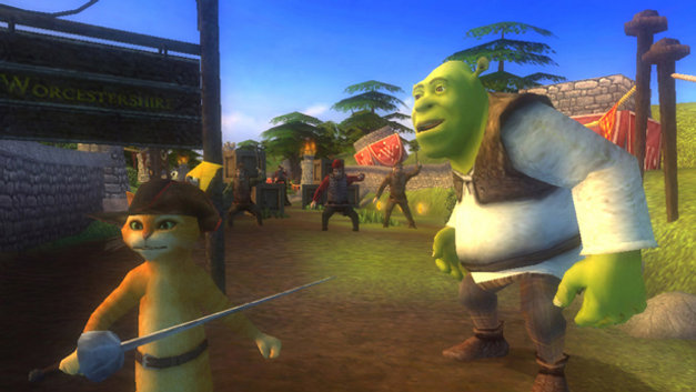 shrek 3 ps2