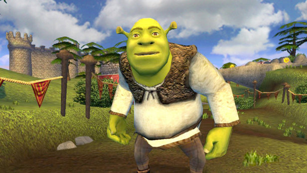 Image result for shrek games