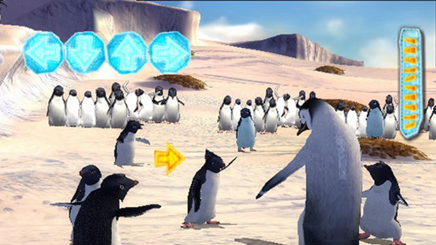 Happy Feet Screenshot 1