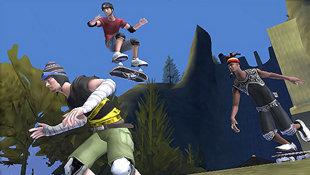 Tony Hawk's Downhill Jam Screenshot 3