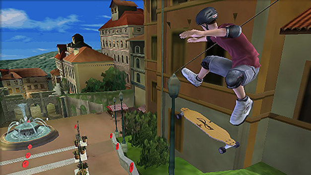 Tony Hawk's Downhill Jam Screenshot 4