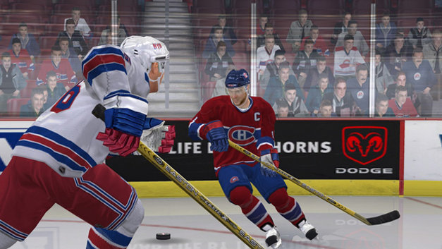 NHL® 07 Screenshot 4