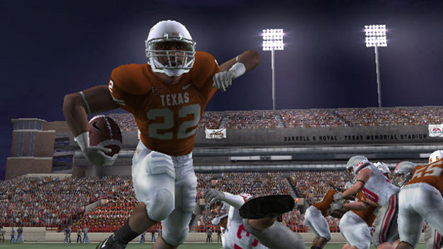 NCAA® Football 07 Screenshot 1