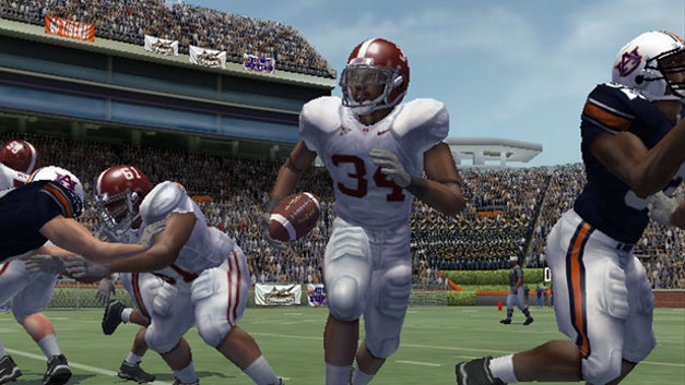 NCAA® Football 07 Screenshot 4