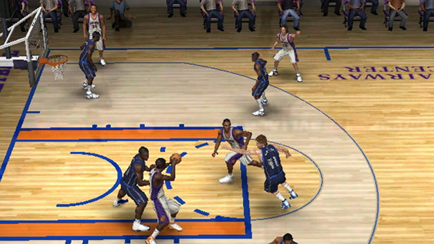 NBA Live 07 Screenshot 10