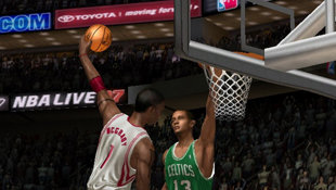 NBA Live 07 Screenshot 11