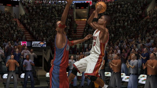 NBA Live 07 Screenshot 12