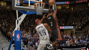 NBA Live 07 Screenshot 3