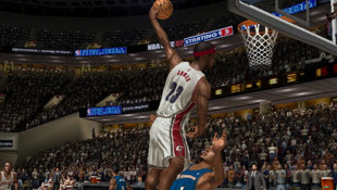 NBA Live 07 Screenshot 5