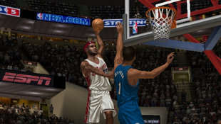 NBA Live 07 Screenshot 6