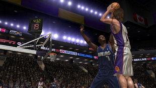 NBA Live 07 Screenshot 8