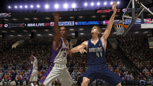 NBA Live 07 Screenshot 9