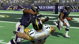 Madden NFL 07 Screenshot 6