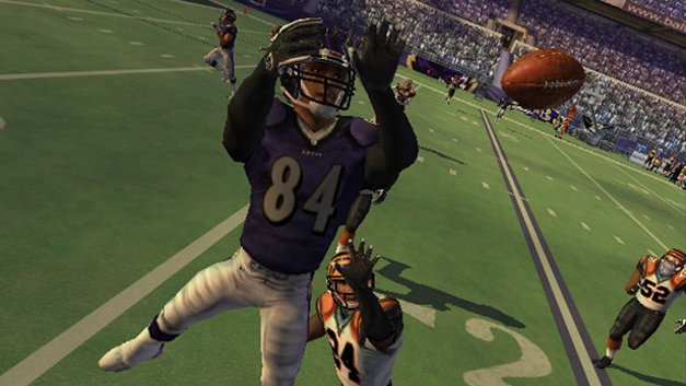 Madden NFL 07 Hall of Fame Screenshot 1