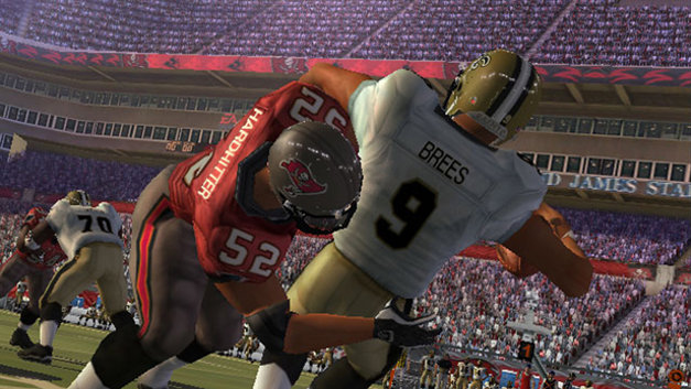 Madden NFL 07 Hall of Fame Screenshot 7