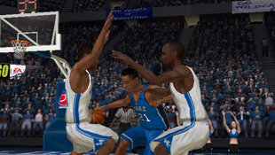 NCAA March Madness 07 Screenshot 2